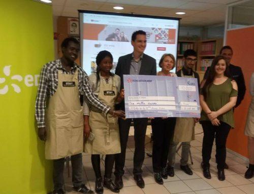 L'e2c de l'Artois et la Fondation EDF