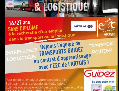 GRAINES DE TRANSPORT et LOGISTIQUE 2021